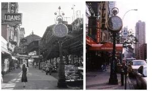 Clock on Third Avenue