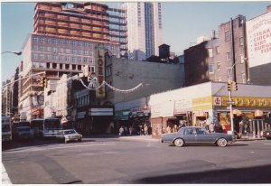 86th Street and 3rd Avenue