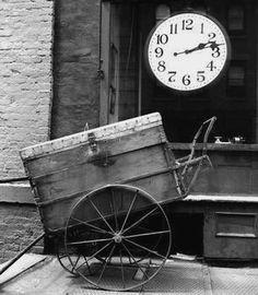 1950 sidewalk cart