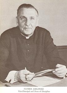 Fr Jablonski