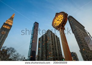 Landmark Fifth Avenue Clock