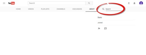 New Channel 14 Search Feature