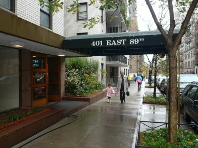 401 east 89th street