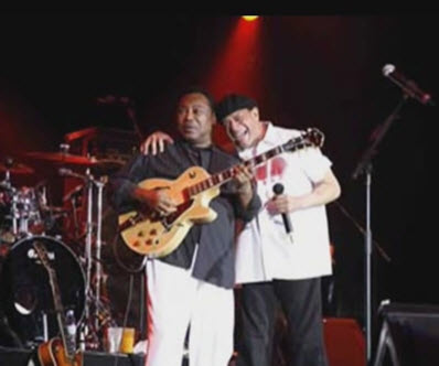 Al Jarreau and George Benson